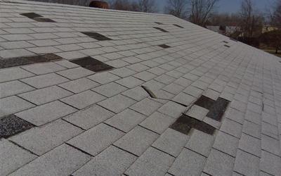 Roof Repairs & Replacement