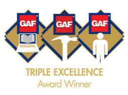 GAF_triple_excellence_logo